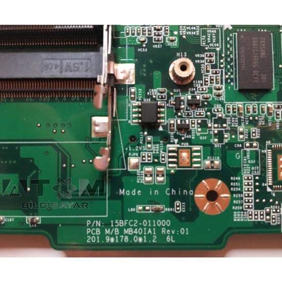 MB40IA1 V.01 216-0810001 SLJ4P ANAKART SIFIR
