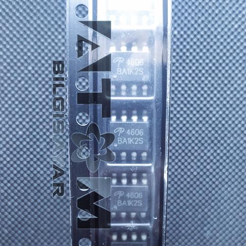 AO4606 MOSFET ENTEGRE