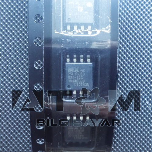 MX25L1605DM2I-12G MXIC BIOS CHIP