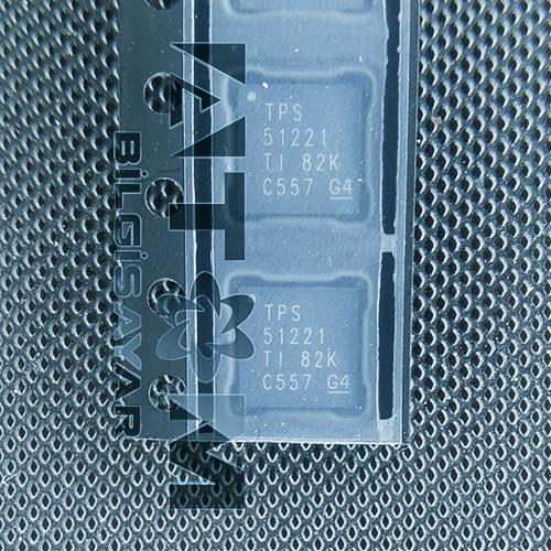 TPS51221 ENTEGRE