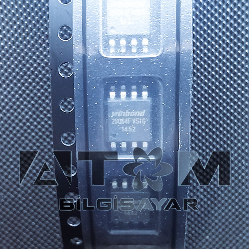 25Q64FVSIG 8M 3V WINBOND BIOS CHIP