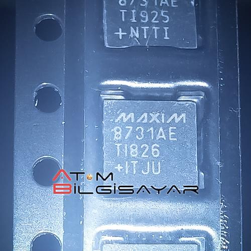 MAX8731AE MAXIM ENTEGRE