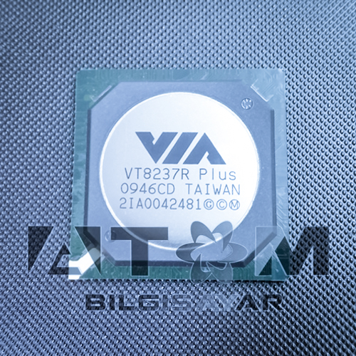 VT8237R PLUS VIA CHIPSET SIFIR