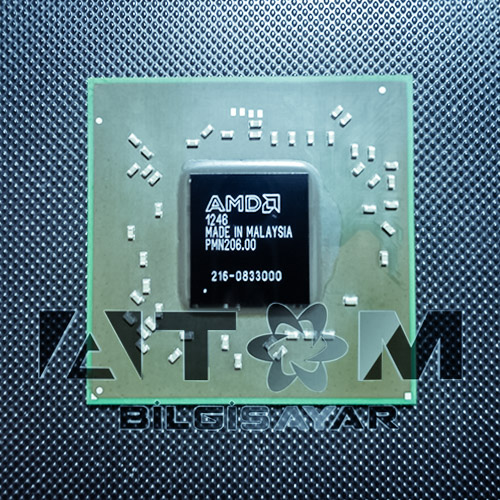 216-0833000 AMD CHIPSET REFURBISHED KURSUNLU