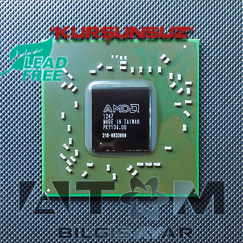 216-0833000 AMD CHIPSET REFURBISHED KURSUNSUZ