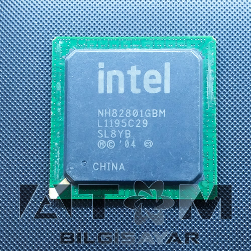 NH82801GBM SL8YB INTEL CHIPSET REFURBISHED