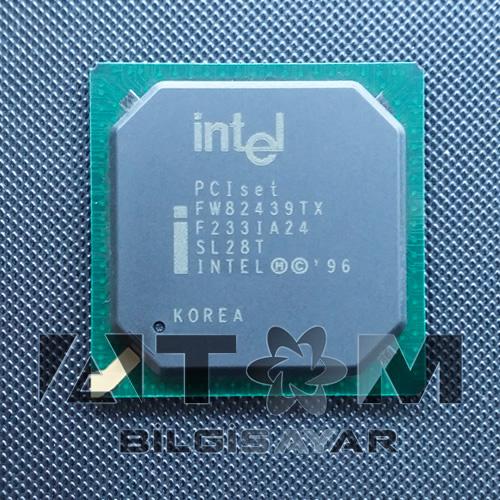 FW82439TX SL28T INTEL CHIPSET SIFIR