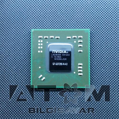 GF-GO7200-N-A3 NVIDIA CHIPSET SIFIR