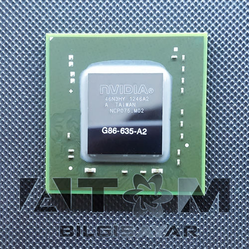G86-635-A2 NVIDIA CHIPSET SIFIR