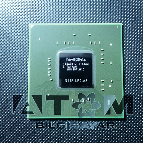 N11P-LP2-A3 NVIDIA CHIPSET SIFIR